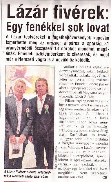 Helyi Téma - 2011.06.08.