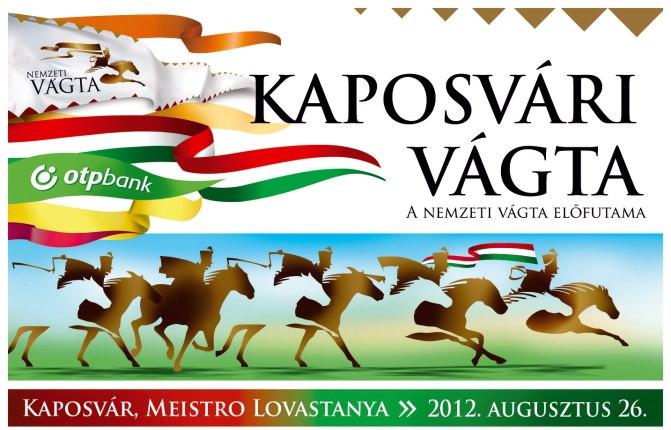 Kaposvári Vágta <br>- augusztus 26.