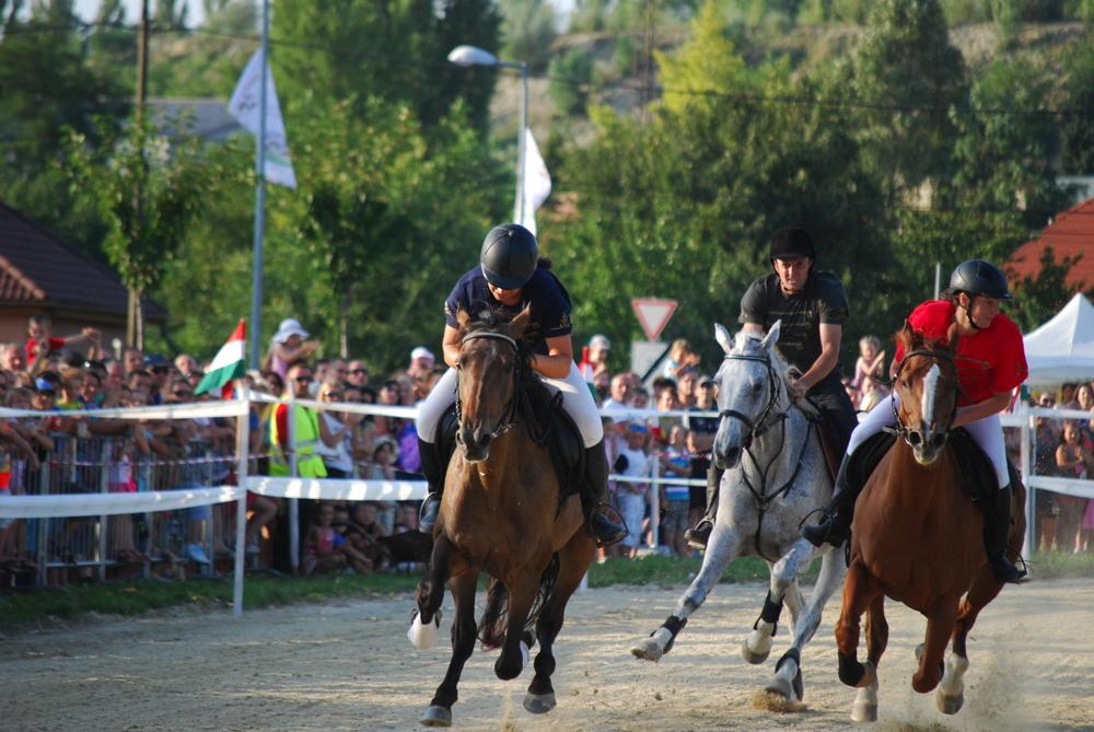 Soproni győzelem született a Széchenyi Vágtán