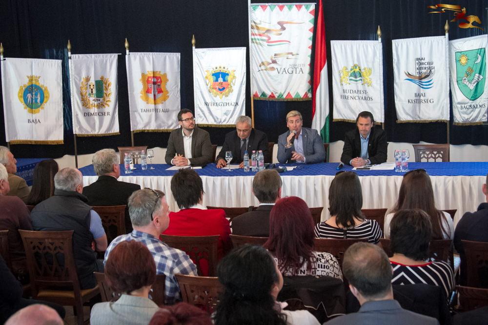 """""""Nemzeti Vágta a megye, a régió, a település bemutatkozási lehetőségének kulcsa"""""""