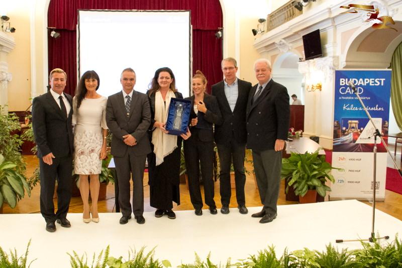 Turisztikai díjat kapott a Nemzeti Vágta