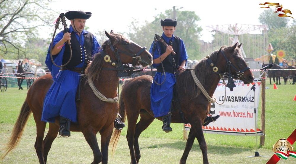 Hortobágy híres lovasai is bekapcsolódnak a Nemzeti Vágtába