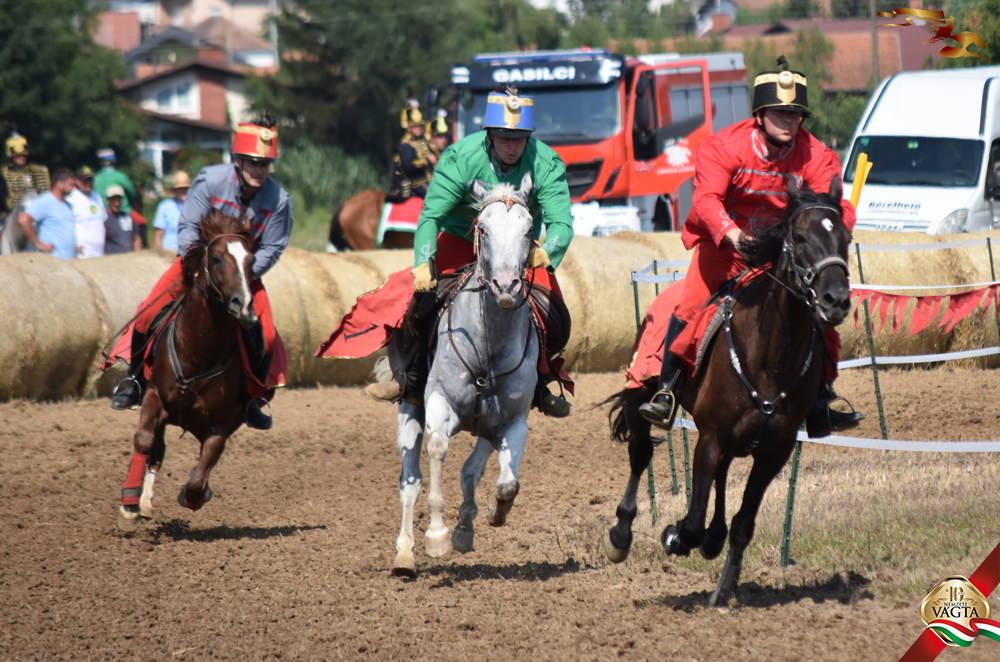 Kánikulában is bizonyítottak a Muravidéki lovasok