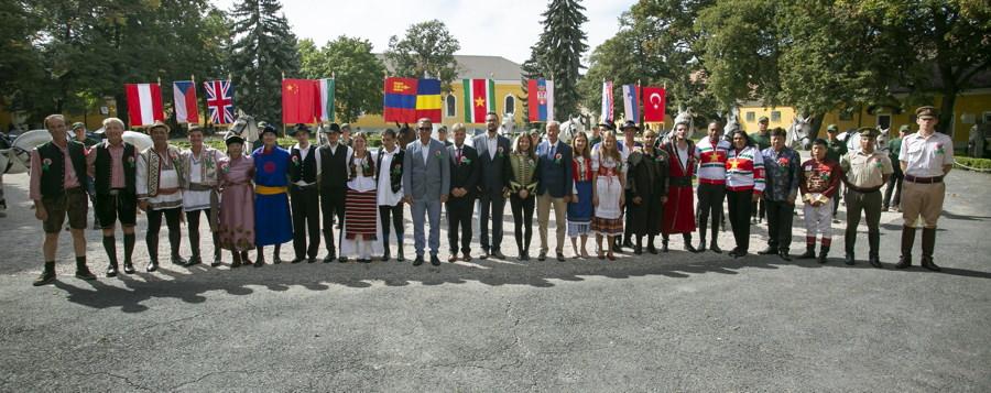 Kisorsolták a Nemzetközi Vágta Európai Mobilitási Hét Nemzetközi Futamának sorrendjét