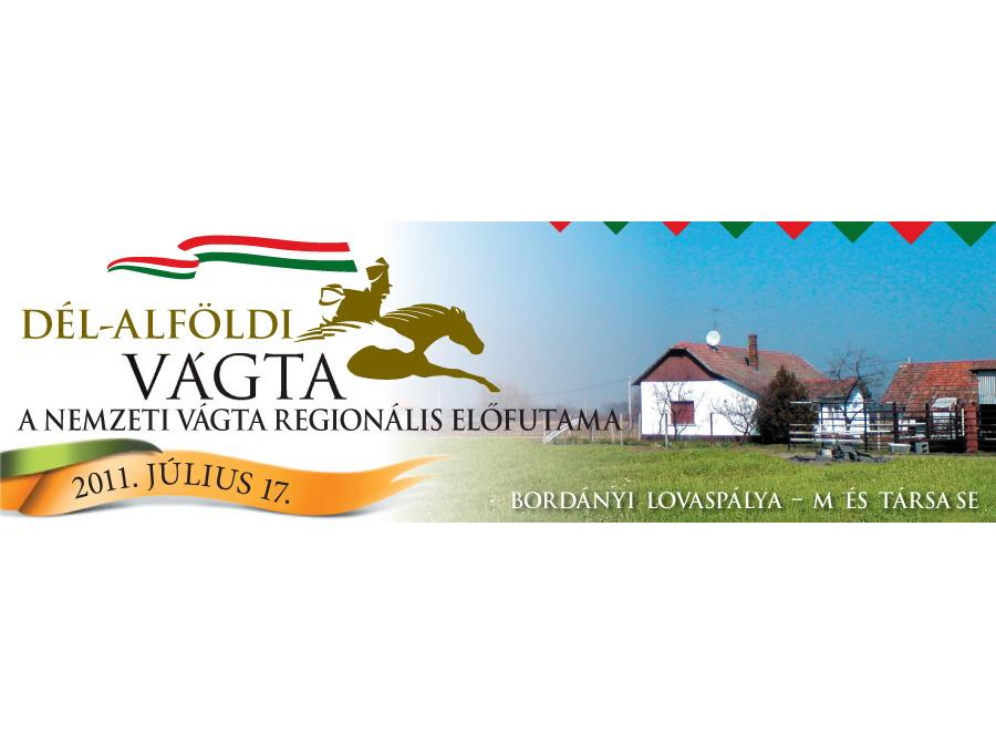 Dél-Alföldi Vágta<br>2011. július 17.