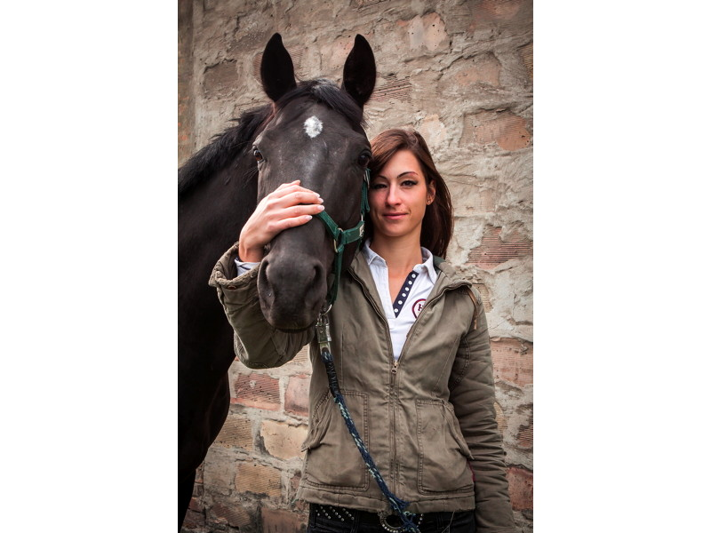 A 2012-es Nemzeti Vágta győztese Vass Jennifer