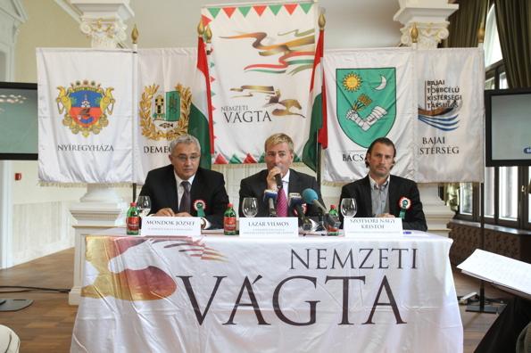 A gazdasági nehézségek ellenére 2012-ben is lesz Nemzeti Vágta