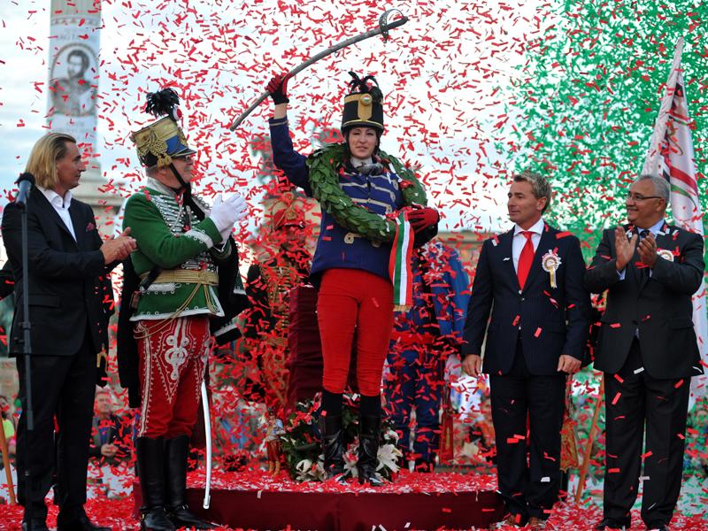 A 2012-es Nemzeti Vágta győztese