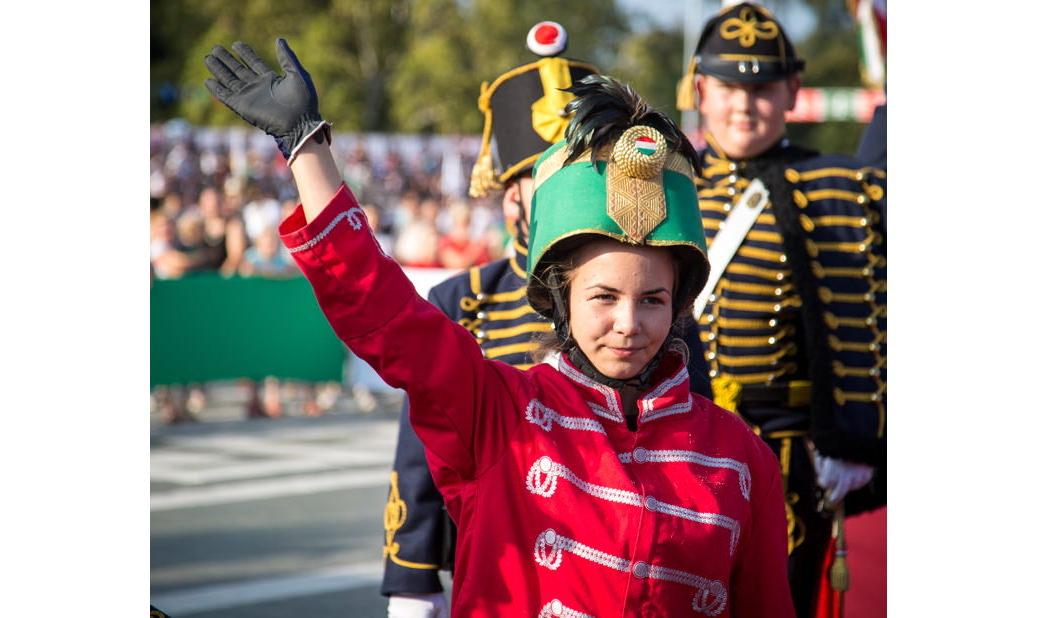 Rigó Loretta a 2018. évi Kishuszár Vágta győztese