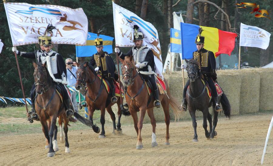 Egész hétvégés lovasparádé Sepsiszentgyörgyön