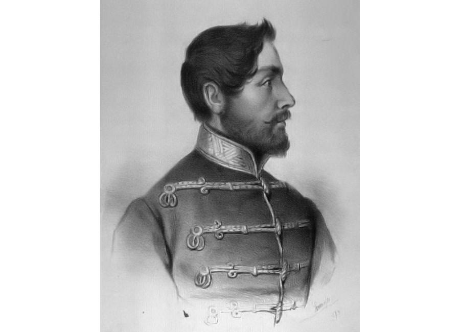 Kazinczy Lajos, a 15. vértanú