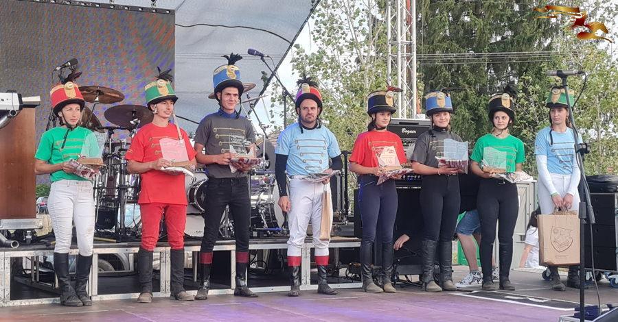 A Hevesi futam legjobbjai is csatlakoztak a Nemzeti Vágta döntőseihez