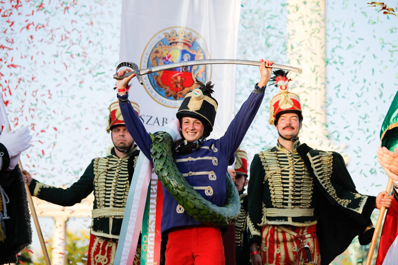 Női győztes a 14. Nemzeti Vágtán – Szabadka lovasa, Szabó Nikolett diadalmaskodott