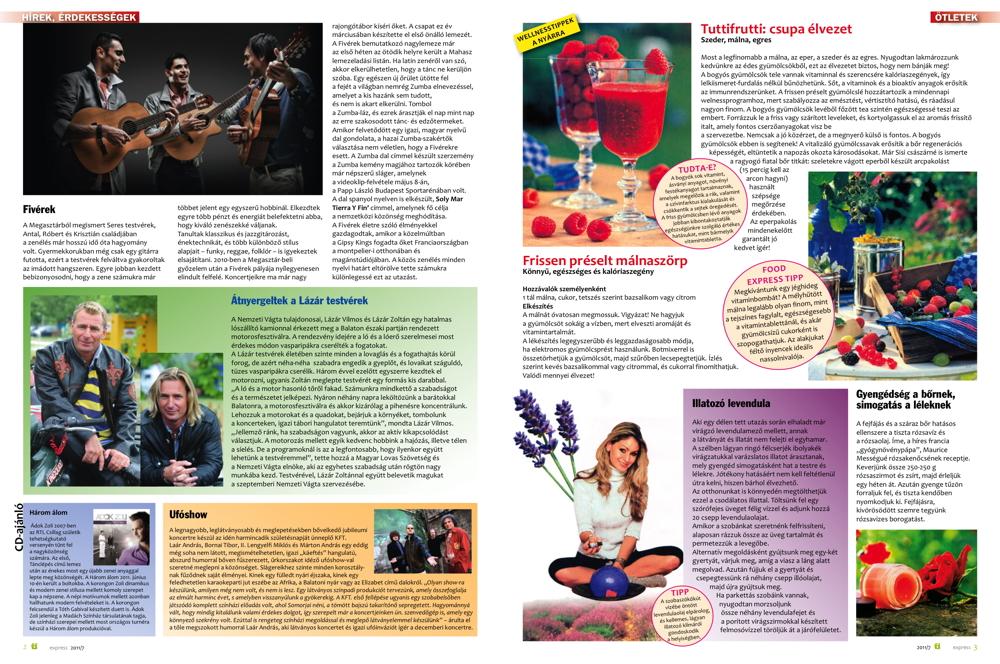 Food Express Magazin - 2011. július