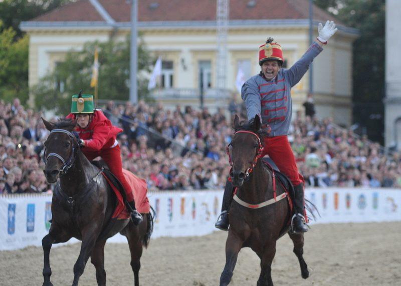 """""""A lovamnak köszönhetem a győzelmet!"""""""