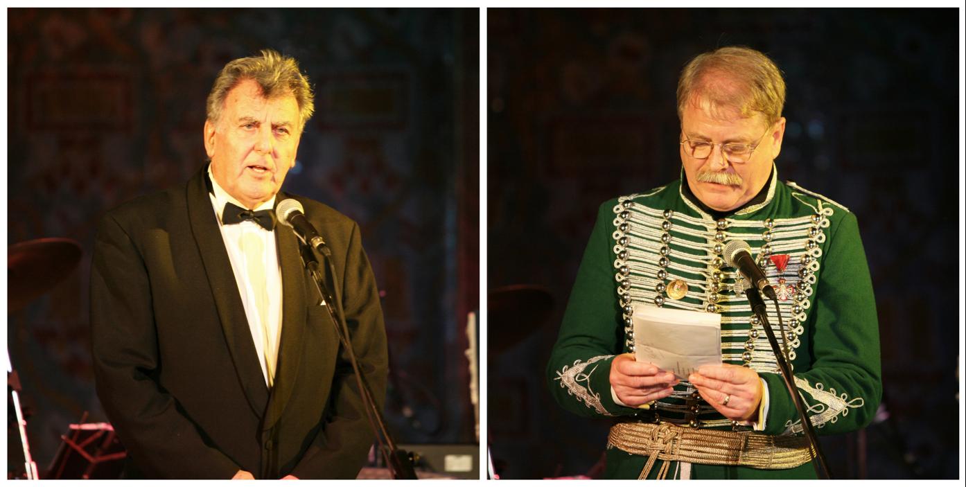 A Nemzeti Vágta főkapitánya mondott megnyitóbeszédet az idei Széchenyi Bálon